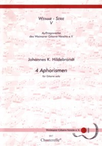 4 Aphorismen available at Guitar Notes.