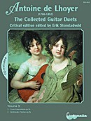 The Complete Guitar Duos Vol.3 [BCD] available at Guitar Notes.