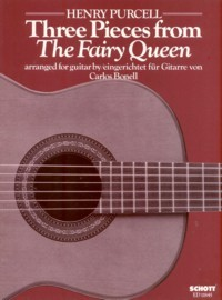 Thee Pieces(Bonell) available at Guitar Notes.