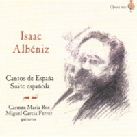 Isaac Albeniz available at Guitar Notes.