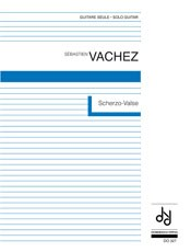 Scherzo-Valse available at Guitar Notes.