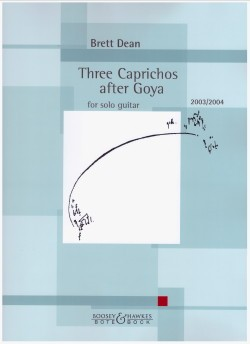 Three Caprichos after Goya available at Guitar Notes.