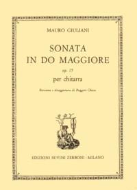 Sonata, op.15(Chiesa) available at Guitar Notes.
