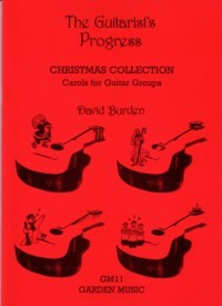 Christmas Collection [2-4gtr] available at Guitar Notes.