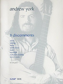 8 Discernments available at Guitar Notes.