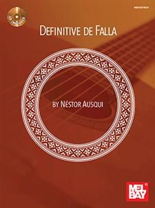 Definitive De Falla (Ausqui) [BCD] available at Guitar Notes.