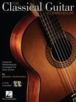 The Classical Guitar Compendium available at Guitar Notes.