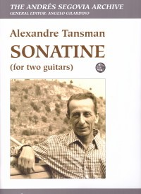 Sonatine (Gilardino/Biscaldi) available at Guitar Notes.