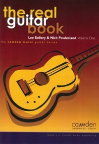 The Real Guitar Book, Vol.1 available at Guitar Notes.