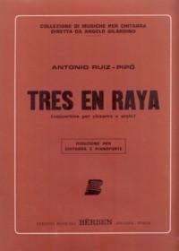 Tres en raya, concertino [Stg Orch] [GPR] available at Guitar Notes.
