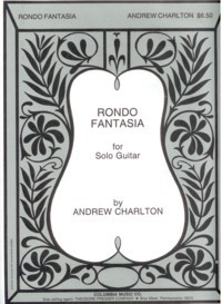 Rondo Fantasia available at Guitar Notes.