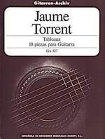 Tableaux: 10 pieces available at Guitar Notes.