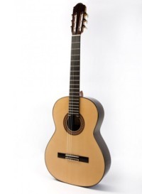 Luis Romero: LR-60 available at Guitar Notes.