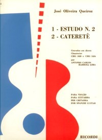 Estudo no.2; Caterete available at Guitar Notes.
