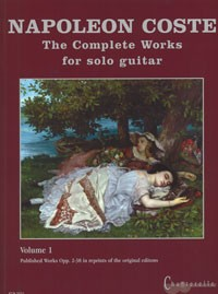 Complete Solo Guitar Works Vol.1 available at Guitar Notes.