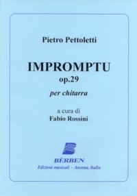 Impromptu, op.29 available at Guitar Notes.