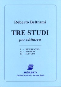 Tre studi available at Guitar Notes.