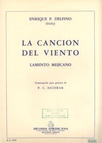 La Cancion del Viento(Escobar) available at Guitar Notes.