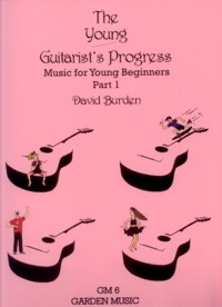 The Young Guitarist's Progress, Book 1 available at Guitar Notes.