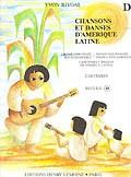 Chansons et Danses d'Amerique Latine: Vol.D available at Guitar Notes.
