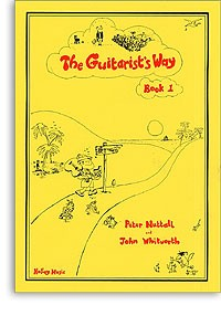 The Guitarist's Way, Book 1 available at Guitar Notes.