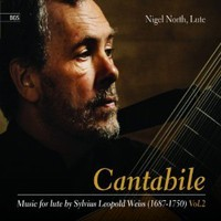 Cantabile-Lute music of SL Weiss available at Guitar Notes.