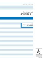 The King's Hunt(Sparks) available at Guitar Notes.