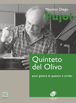 Quinteto del Olivo [2Vn/Va/Vc/Gtr] available at Guitar Notes.