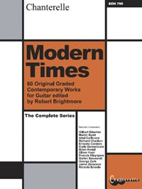 Modern Times-The Series available at Guitar Notes.