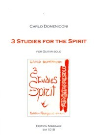 Three Studies for the Spirit, op.22 available at Guitar Notes.