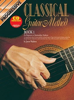 Progressive Classical Guitar Method available at Guitar Notes.