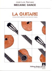 Mecanic Dance(Verba) available at Guitar Notes.
