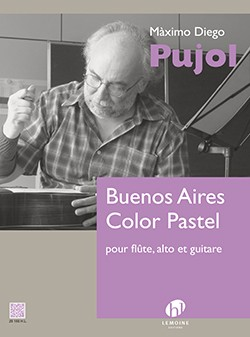 Buenos Aires Color Pastel [Fl/Va/Gtr] available at Guitar Notes.