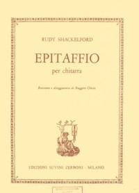 Epitaffio available at Guitar Notes.