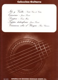 Coleccion - Guitarra available at Guitar Notes.