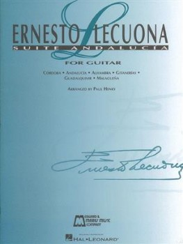 Suite Andalucia(Henry) available at Guitar Notes.