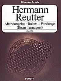 Abendangelus and Bolero-Fandango available at Guitar Notes.