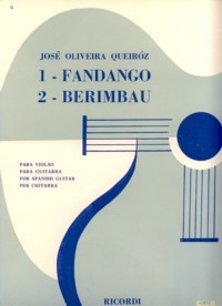 Fandango; Berimbau available at Guitar Notes.