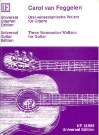 Three Venezuelan Waltzes available at Guitar Notes.