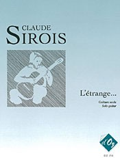 L'Etrange... available at Guitar Notes.