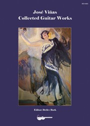 Collected Guitar Works(Bork) available at Guitar Notes.