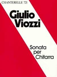 Sonata per chitarra available at Guitar Notes.