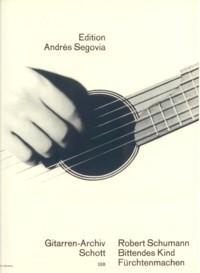Bittendes Kind; Fürchtenmachen(Segovia) available at Guitar Notes.