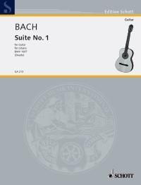 Cello Suite no.1, BWV1007(Duarte) available at Guitar Notes.