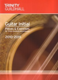 Guitar Initial Grade, 2010-2015/16 available at Guitar Notes.