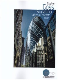 Sonatina after a Concerto available at Guitar Notes.