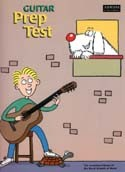 Guitar Prep Test available at Guitar Notes.