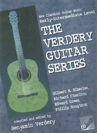 The Verdery Guitar Series: Early-Intermediate available at Guitar Notes.