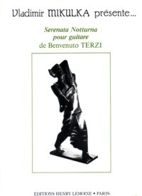 Serenata notturna(Mikulka) available at Guitar Notes.