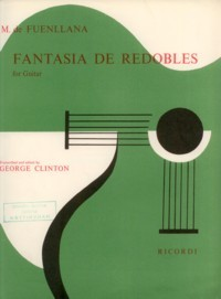 Fantasia de Redobles(Clinton) available at Guitar Notes.